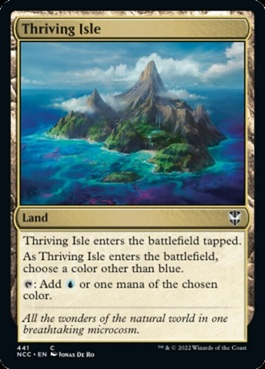 Thriving Isle