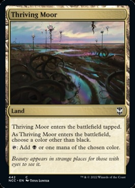 Thriving Moor