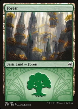 GRN Forest